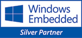 Silver Level partner, www.microsoft.com/embedded