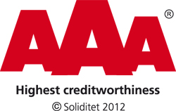 AAA — højeste credit rating